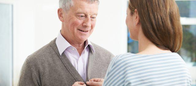 Bild für den Artikel: Austauschgruppe für Angehörige von Menschen mit Demenz