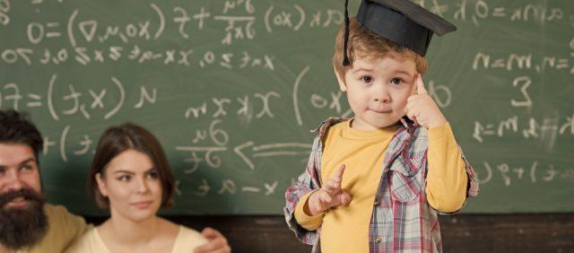 Bild für den Artikel: Eltern & Lehrer von hochbegabten Kindern