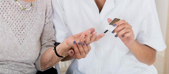 Bild für den Artikel: Daten Blutzuckermessung