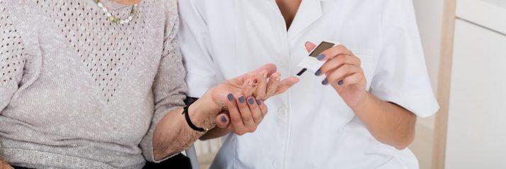 Bild für den Artikel: Blutzuckermessung