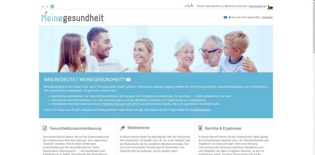 Bild für den Artikel: Meine Gesundheit Portal