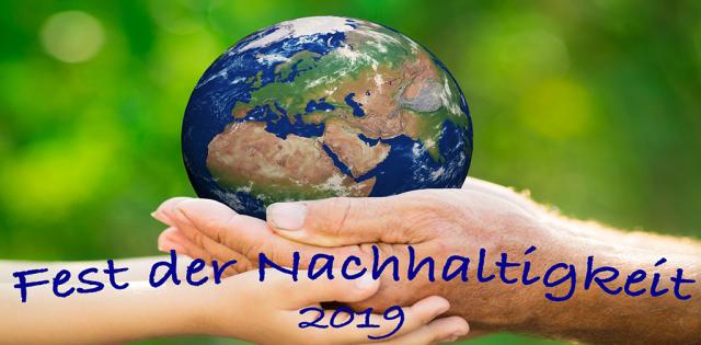 Bild für den Artikel: Fest der Nachhaltigkeit 2019