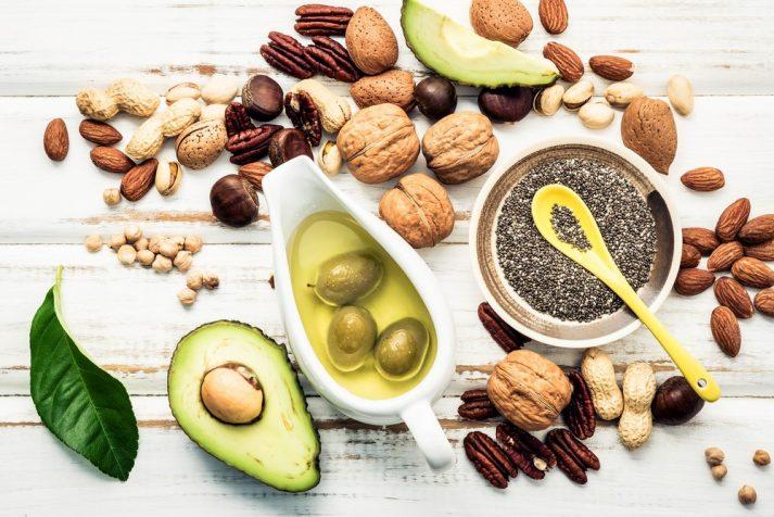 Bild für den Artikel: Die Sache mit dem Fett … gesund oder ungesund?