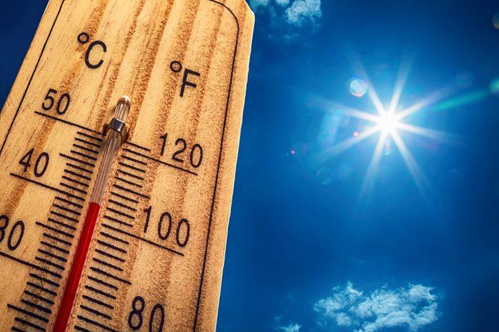 Bild für den Artikel: Extreme Temperaturen. Sich und Andere schützen!