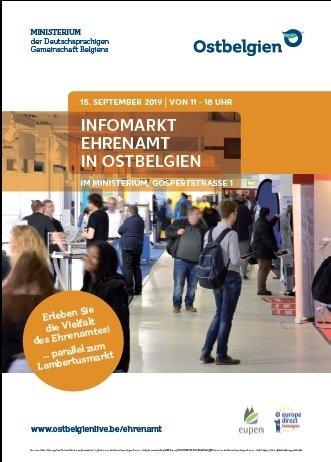 Bild für den Artikel: Infomarkt Ehrenamt