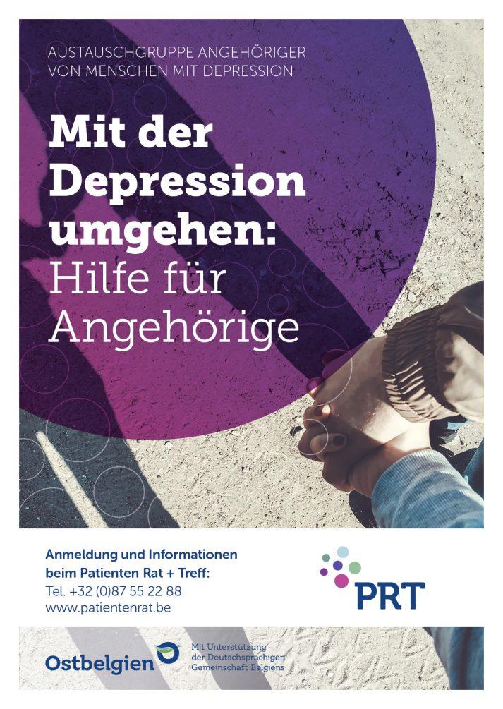 Bild für den Artikel: Mit der Depression umgehen: Hilfe für Angehörige