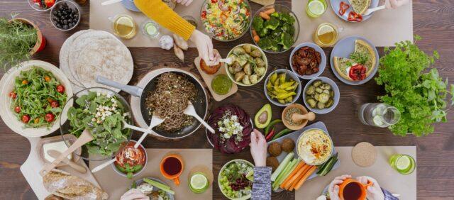 Bild für den Artikel: GE-Artikel: Mit jedem Happen gesund im Krisenmodus