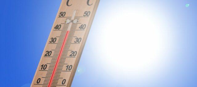 Bild für den Artikel: Hitzewelle
