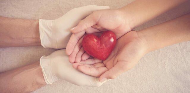 Bild für den Artikel: Organspende – jetzt seinen Willen selbst registrieren