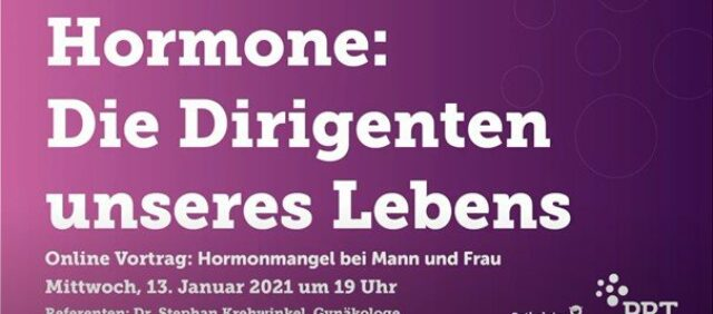 Bild für den Artikel: Hormone: Die Dirigenten unseres Lebens